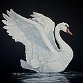The White Swan by DiDi Higginbotham