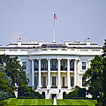 The Whitehouse - Washington Dc by Bill Cannon