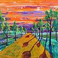 The Wide Open by Rollin Kocsis