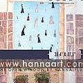 The Window by Hanna Fluk