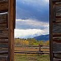 The Window   by Jim Garrison