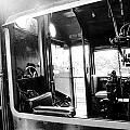 The Window Of Old Train by Dewa Wirabuwana
