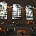 The Windows At Grand Central Terminal by Christy Gendalia