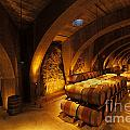The Wine Cellar by Frank Martin
