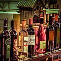 The Wine Shop by Ronald Grogan