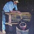 The Winemaker by Bob Chesney