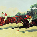The Winning Post In Sight by Henry Stull