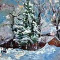 The Winter by Leonid Kirnus