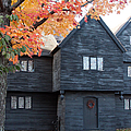 The Witch House Of Salem by Jeff Folger