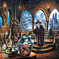 The Wizards Castle by Steve Crisp
