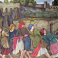 The Women Of Sorrento by John Roddam Spencer Stanhope