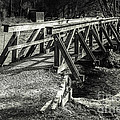 The Wooden Bridge by Hannes Cmarits