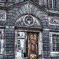 The Wooden Door by Evie Carrier