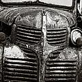 The Old Dodge Truck by Roxy Hurtubise