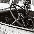Dodge Truck Steering Wheel by Roxy Hurtubise