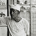 The Worker In Cochin by Shaun Higson