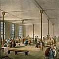 The Workhouse, St James, Parish, London by T. & Pugin, A.C. Rowlandson