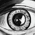 The World Is In The Eye Of The Beholder. by Phillip Rangel
