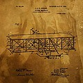 The Wright Brothers Airplane Patent by Dan Sproul