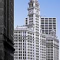 The Wrigley - A Building That Is Pure Chicago by Christine Till
