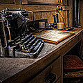The Writer's Desk by Debra and Dave Vanderlaan