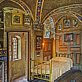 The Yellow Room At Fonthill Castle by Susan Candelario