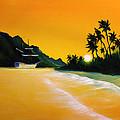 The Yellow Sea by David Kacey