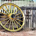 The Yellow Wheel by Yew Kwang