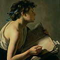 The Young Poet by Johann Moreelse