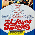 The Young Swingers, Us Poster Art, 1963 by Everett