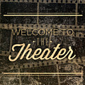 Theater by South Social Graphics