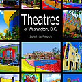 Theatres Of Washington Dc by Jost Houk