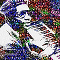 Thelonious Monk by Jack Zulli