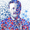 Theodore Roosevelt 2 by Bekim Art