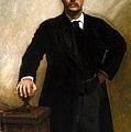 Theodore Roosevelt by John Singer Sargent