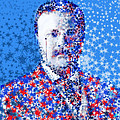 Theodore Roosevelt by Bekim Art