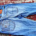 These Old Jeans by Gary Richards