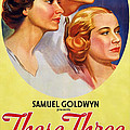 These Three, Us Poster, From Left Merle by Everett