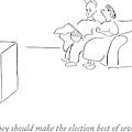 They Should Make The Election Best Of Seven by Michael Shaw