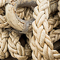 Braided Rope With Eyelet by Imagery by Charly