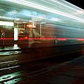 Thin Red Line by Borna Bursac