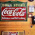 Things Go Better With Coke by Denise Mazzocco