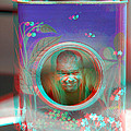 Thinking Inside The Box - Red/cyan Filtered 3d Glasses Required by Brian Wallace
