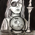 Third Eye by Fiona Glass W