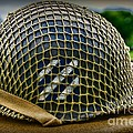 Third Infantry Division Helmet by Paul Ward