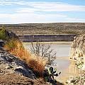 Thirsty Rio Grande by Erika Weber
