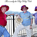 This Is Really The Big Belly Club by Randall Branham