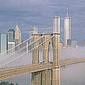 This Is The Brooklyn Bridge by Panoramic Images