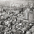 This Is Tokyo In Black And White by For Ninety One Days