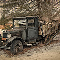 This Old Truck by Melinda Martin